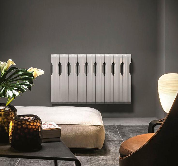 radiador de diseño Agora de Tubes Radiatori