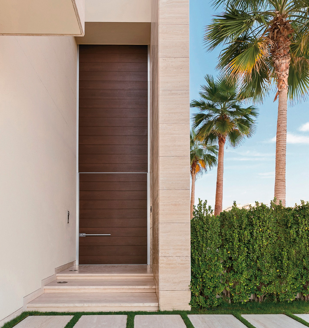 puerta blindada altura personalizada Synua de Oikos