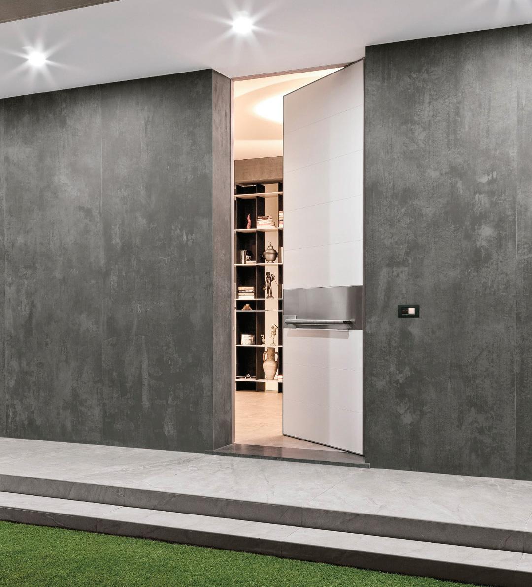 puerta blindada personalizada Synua de Oikos Venezia