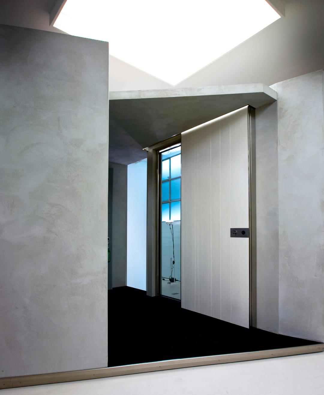 puerta de seguridad Oikos Venezia modelo Vela