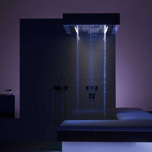 Wellnes Dornbracht Experience Shower Rain Sky