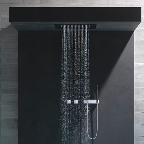Wellnes Dornbracht eUnit shower