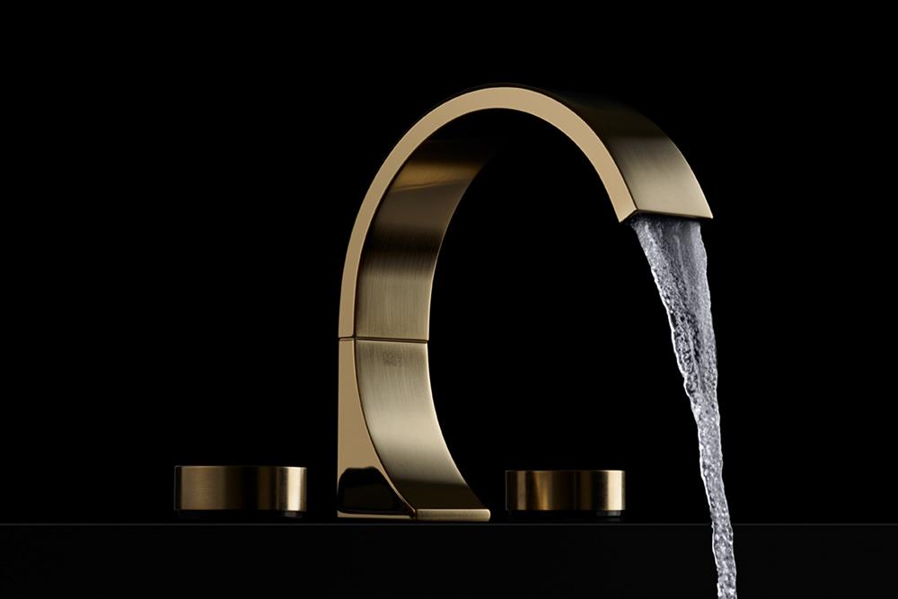CYO de Dornbracht, grifos para baños de diseño