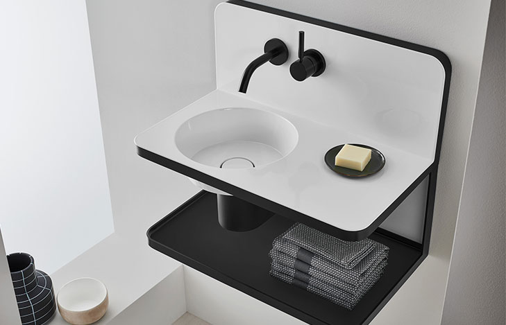 lavabo de diseño Alape steel19
