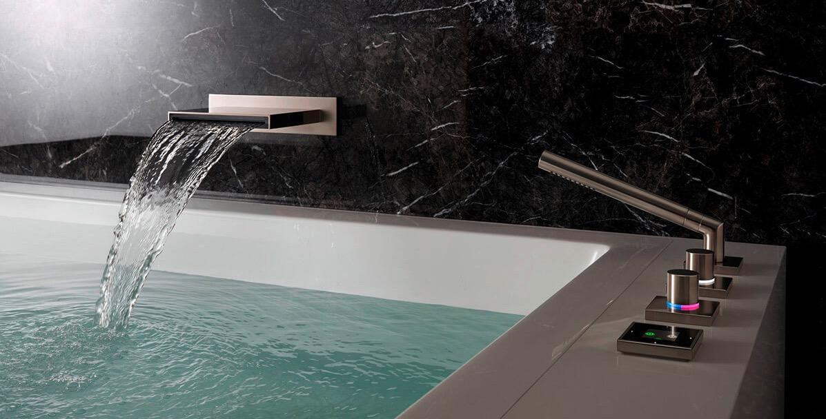 equipamiento de lujo para proyectos de baños de diseño