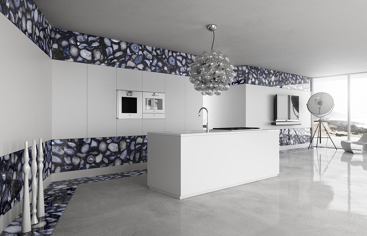 Nerinea Precioustone Collection de Antolini
