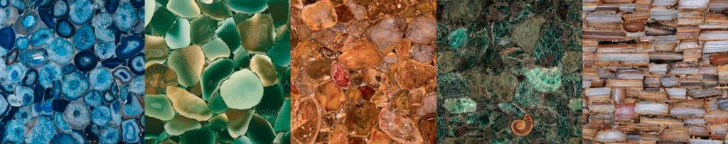 acabados Precioustone Collection de Nerinea Antolini