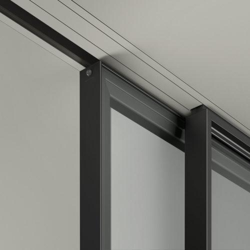 Rail de techo Rimadesio Spazio