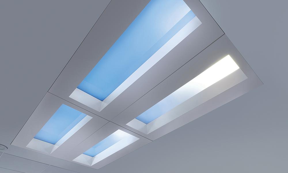 Luminaria Coelux LS matte luz natural simulada