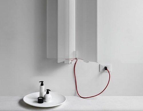 origami de Tubes ratiatori climatización baños diseño