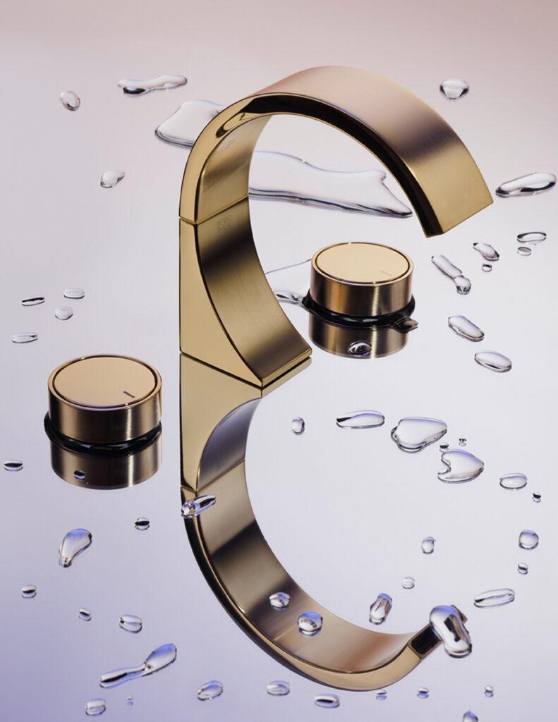 CYO de Dornbracht, accesorios de lujo para baños en Iconno