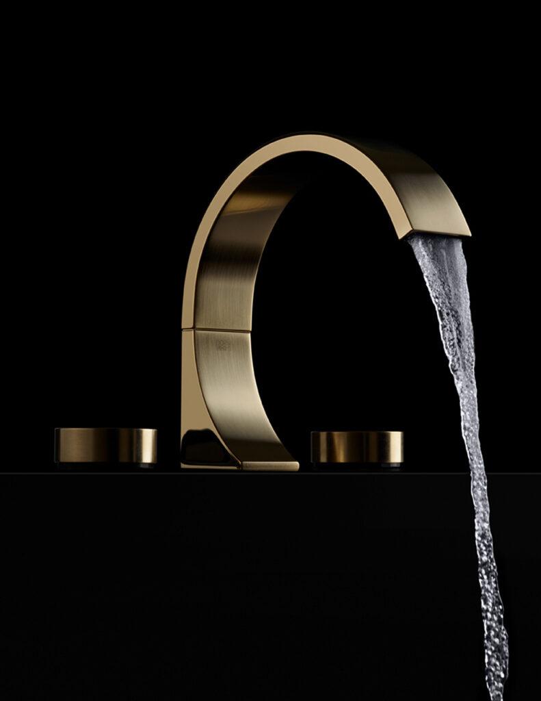CYO de Dornbracht, grifos para baños de diseño. IICONNO
