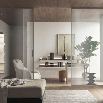 Paneles Divisorios Velaria de Rimadesio Soluciones Arquitectónicas